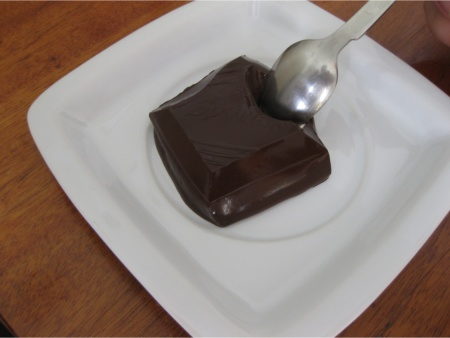 Жидки шоколад