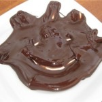 Шоколадная мордочка теперь с прической