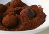 Шоколадный фондант