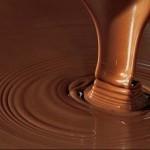 Разогретый шоколад