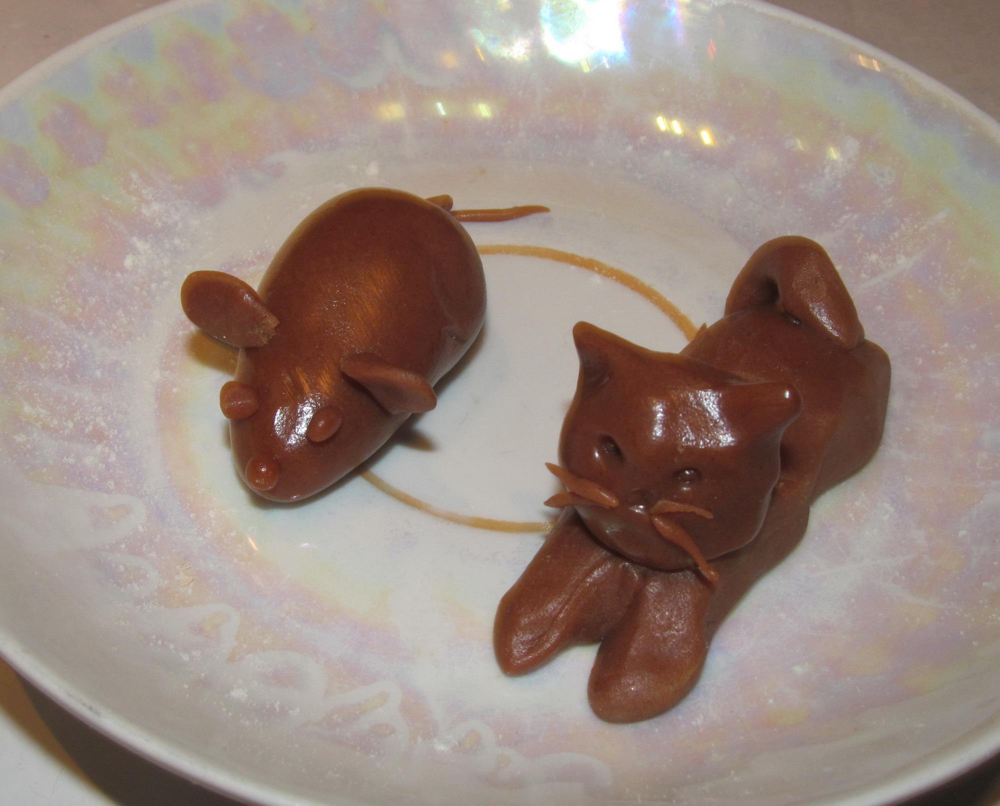 Рецепт: Как сделать мастику для торта в домашних условиях 63